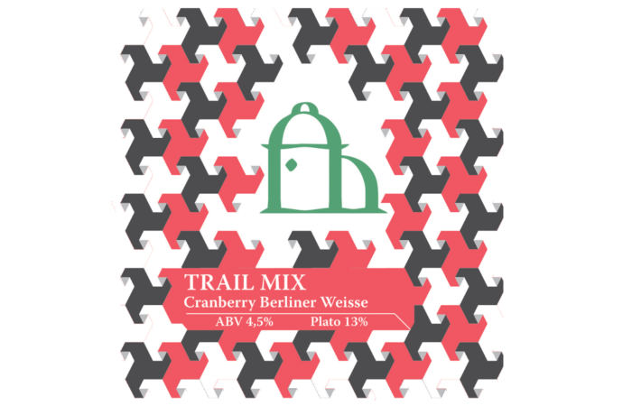 Trail MixBerliner Weisse — 4.5% ABV / 13 P