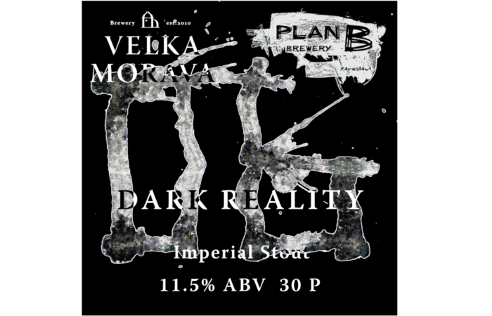 Dark RealityImperial Stout — 11.5% ABV / 27 P